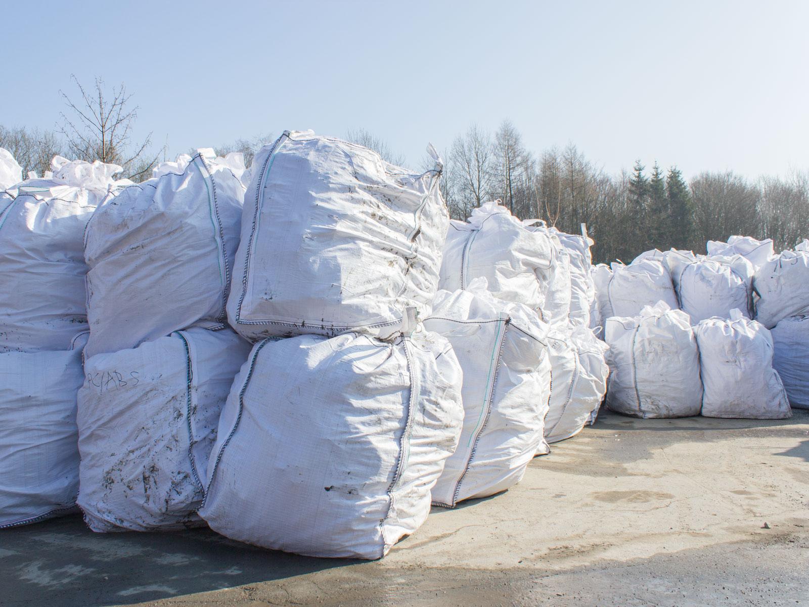 Big Bags Abfallentsorgung